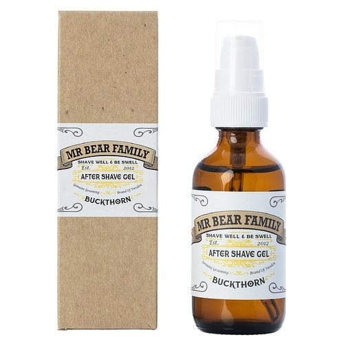 Mr Bear Family Aftershave Gel Buckthorn 60 ml