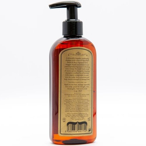 Captain Fawcett Ricki Hall Booze & Baccy Shampoo 250 ml
