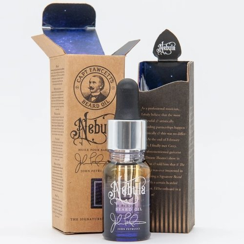 Captain Fawcett Nebula Baardolie 10 ml