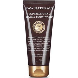 RAW Naturals Hair & Body Wash 200 ml