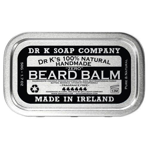 Dr K Soap Company Baardbalsem Zero 50g
