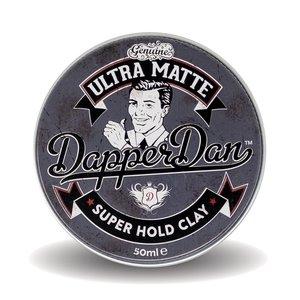 Dapper Dan Ultra Matte Clay Travel 50 ml
