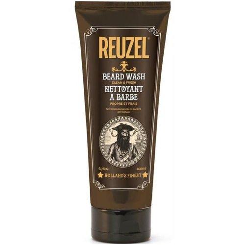 Reuzel Baardshampoo Clean & Fresh 200 ml