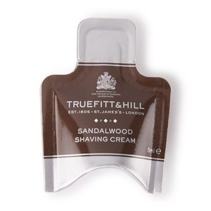 Truefitt & Hill Sandalwood Scheercrème Sample 5 ml