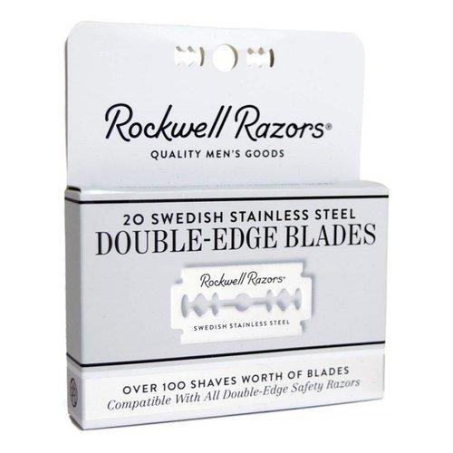 Rockwell Razors Double Edge Scheermesjes 20 stuks