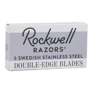 Rockwell Razors Double Edge Scheermesjes 5 stuks