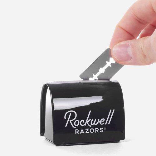 Rockwell Razors Scheermes Dispenser Zwart
