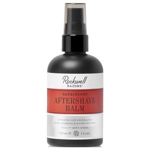 Rockwell Razors Aftershave Balm Barbershop Scent 120 ml