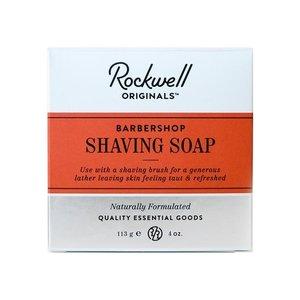 Rockwell Razors Scheerzeep Barbershop Scent - Navulverpakking 113g
