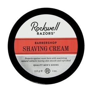 Rockwell Razors Scheercrème Barbershop Scent 113g
