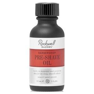 Rockwell Razors Pre-Shave Oil Barbershop Scent 30 ml