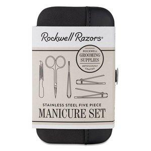 Rockwell Razors Manicureset Zwart (5-delig)
