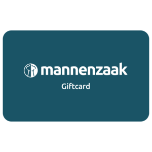 Mannenzaak Giftcard €15