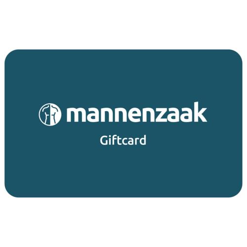 Mannenzaak Giftcard €75