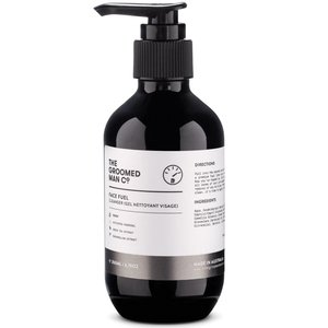 The Groomed Man Co Face Fuel Cleanser 200 ml