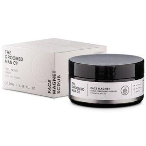 The Groomed Man Co Face Magnet Scrub 100 ml