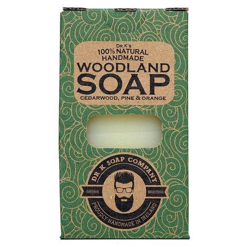 Dr K Soap Company Woodland Zeep XL 225g