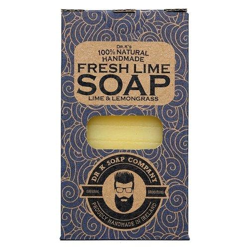 Dr K Soap Company Fresh Lime Zeep XL 225g