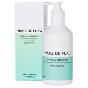 Hanz de Fuko Natural Shampoo 237 ml