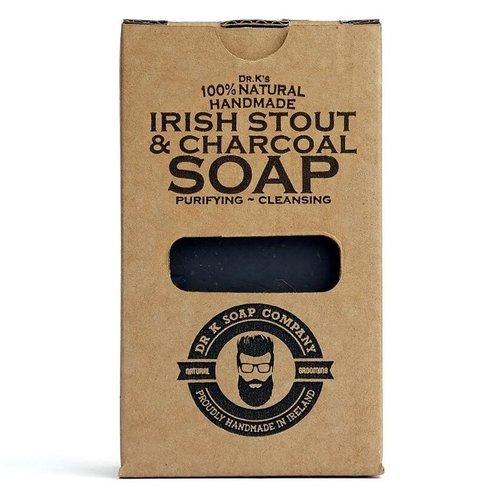 Dr K Soap Company Irish Stout & Charcoal Zeep XL 225g