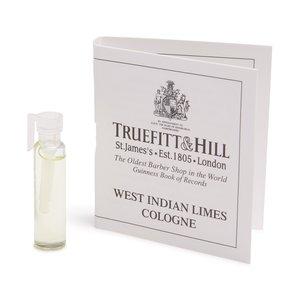 Truefitt & Hill West Indian Limes Cologne Sample 1.5 ml