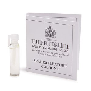 Truefitt & Hill Spanish Leather Cologne Sample 1.5 ml
