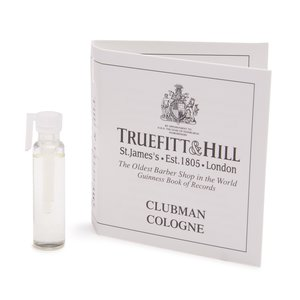 Truefitt & Hill Clubman Cologne Sample 1.5 ml