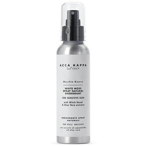 Acca Kappa White Moss Deodorant Spray 125 ml