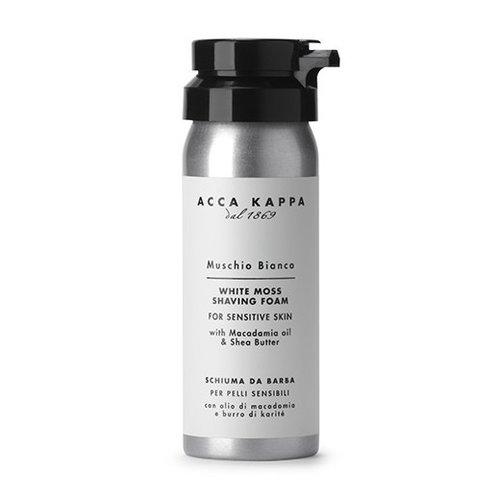Acca Kappa White Moss Scheerschuim Travel 50 ml