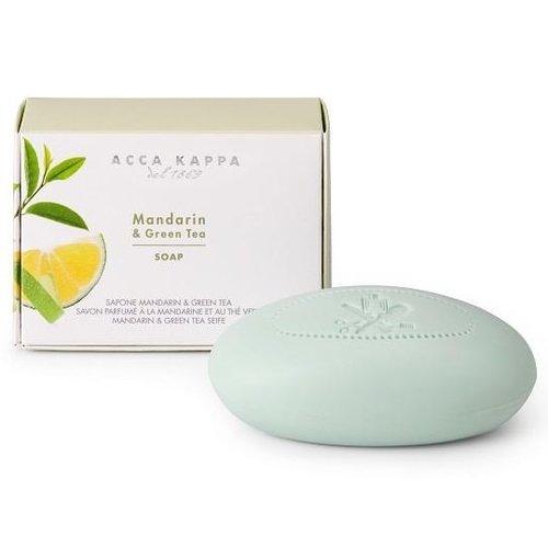 Acca Kappa Mandarin & Green Tea Zeep 150g