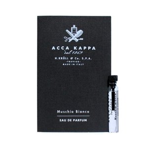 Acca Kappa White Moss Eau de Parfum Sample 2 ml