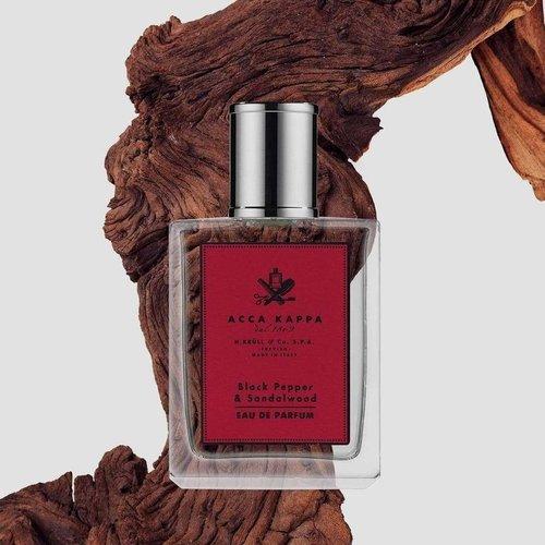 Acca Kappa Black Pepper & Sandalwood Eau de Parfum 15 ml