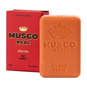 Musgo Real Body Soap Spiced Citrus 160g