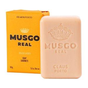Musgo Real Body Soap Orange Amber 160g