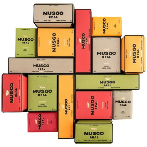 Musgo Real Soap on a Rope Oak Moss 190g