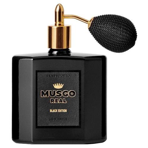 Musgo Real Eau de Toilette Black Edition 100 ml