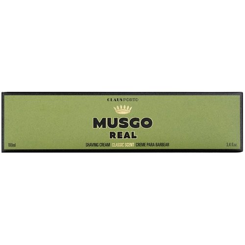 Musgo Real Scheercrème Classic Scent 100 ml