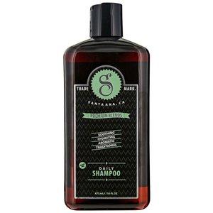 Suavecito Premium Daily Shampoo 473 ml