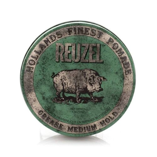 Reuzel Green Grease Medium Hold 113g