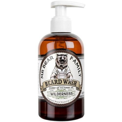 Mr Bear Family Baardzeep Wilderness 250 ml