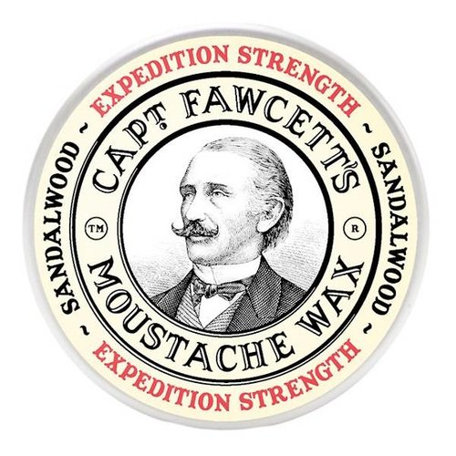 Captain Fawcett Expedition Strength Snorrenwax 15 ml