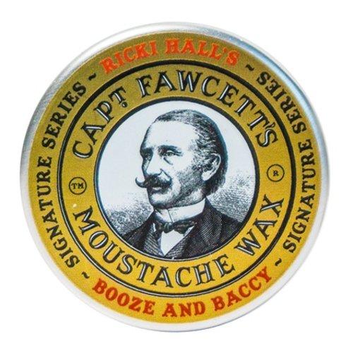 Captain Fawcett Ricki Hall Booze & Baccy Snorrenwax
