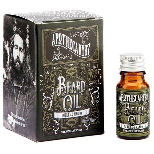 Apothecary87 Vanilla & Mango Baardolie 10 ml