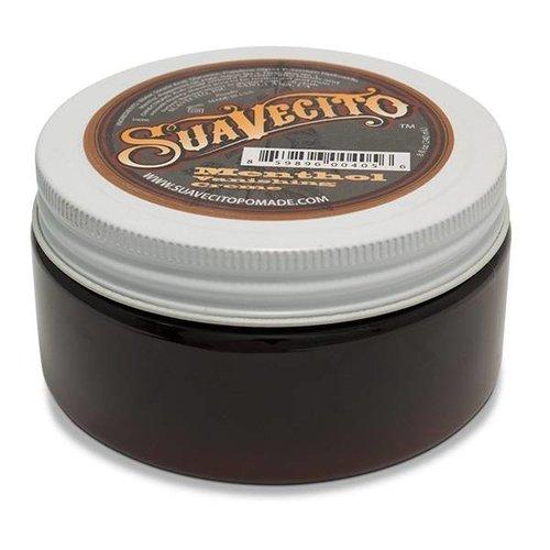 Suavecito Menthol Vanishing Creme 240 ml
