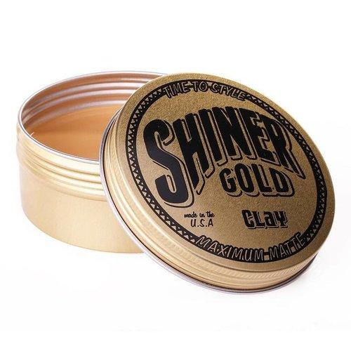 Shiner Gold Matte Clay 113g