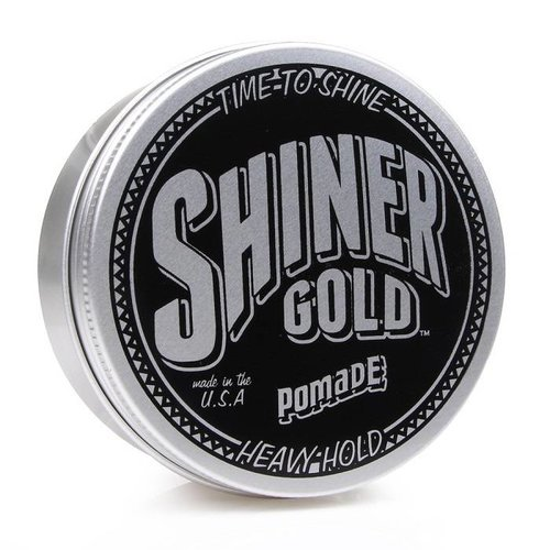 Shiner Gold Heavy Hold Pomade 113g