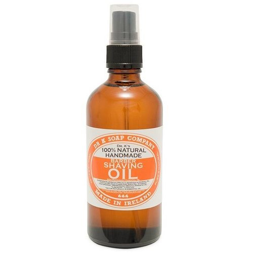 Dr K Soap Company Scheerolie XL 100 ml