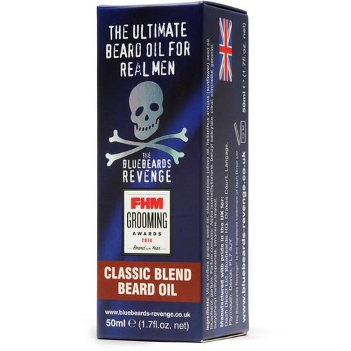 Bluebeards Revenge Baardolie Classic Blend 50 ml