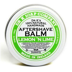 Dr K Soap Company Aftershave Balm Lemon 'n Lime 70g