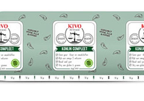 Kivo konijn compleet vers vlees